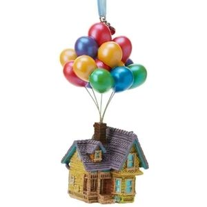 NWT Disney Up House Sketchbook Ornament